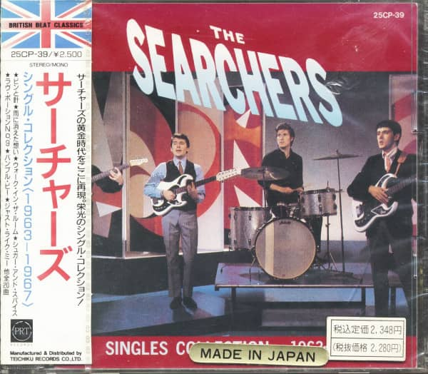 The Singles Collection 1963-1967 (CD, Japan)