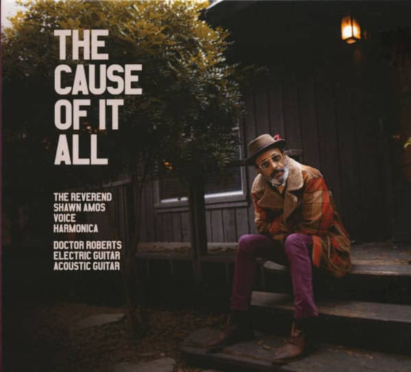 The Cause Of It All (CD)