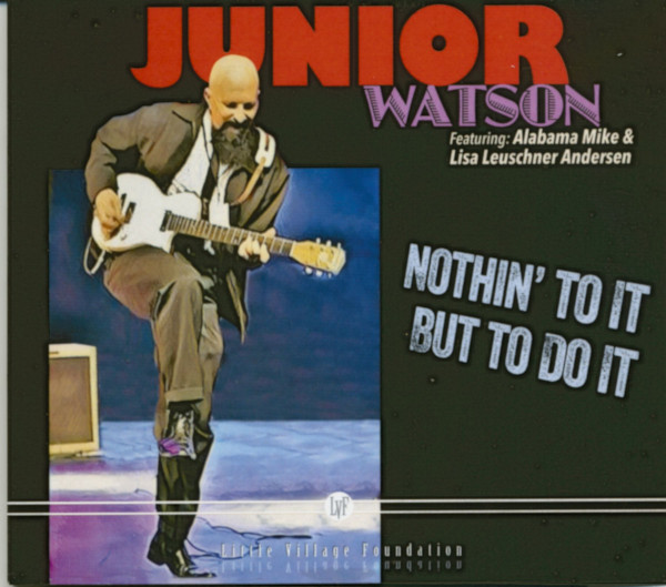 Nothin' To Do It But To Do It (CD)