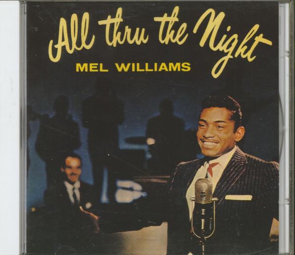 All Thru Thre Night (CD)