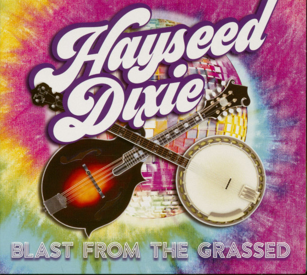 Blast From The Grassed (CD)