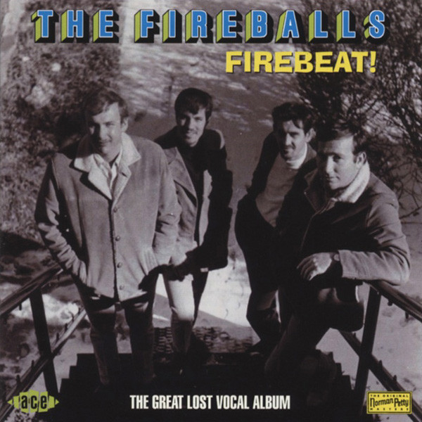 Firebeat ! The Great Lost Vocal Album