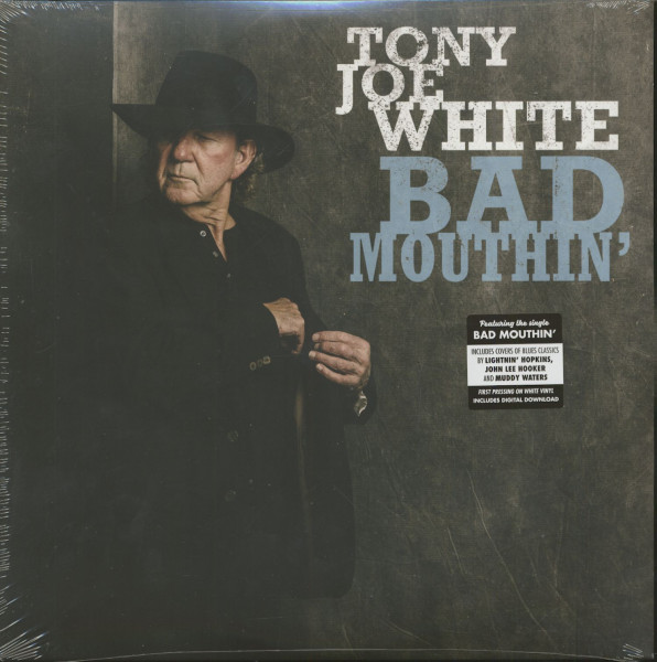 Bad Mouthin' (LP, White Vinyl)