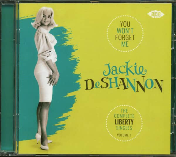 You Won't Forget Me - The Complete Liberty Singles Vol.1 (CD)