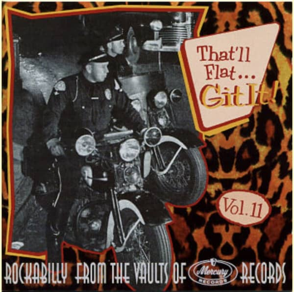 Vol.11 - Rockabilly From The Vaults Of Mercury Records (CD)