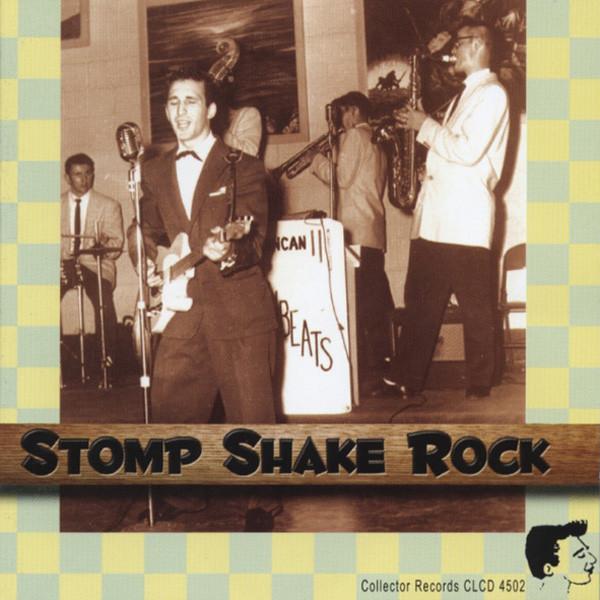 Stomp Shake Rock
