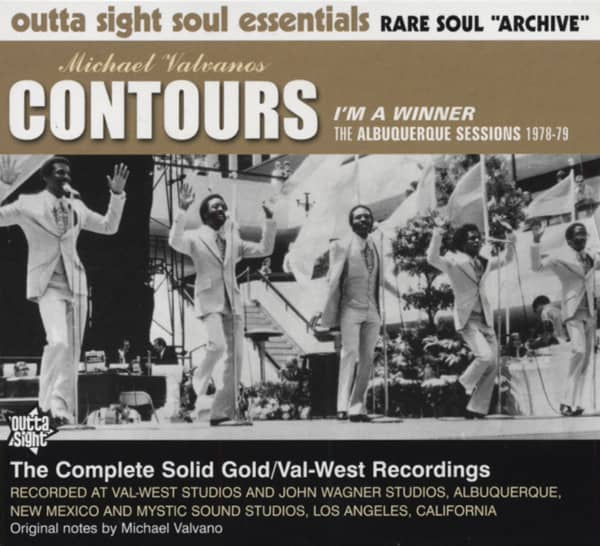 I'm A Winner - Albuquerque Sessions 1978-79