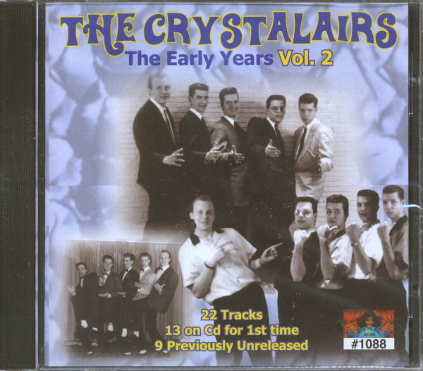 The Early Years Vol.2 (CD)