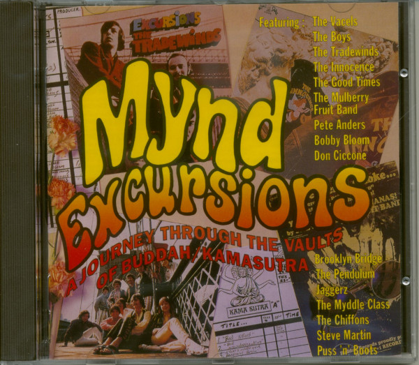 Mynd Excursions (CD)