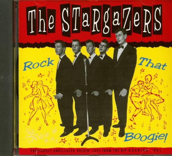 Rock That Boogie (CD)