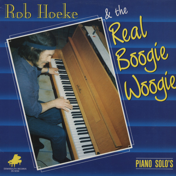 R. Hoeke & The Real (LP)