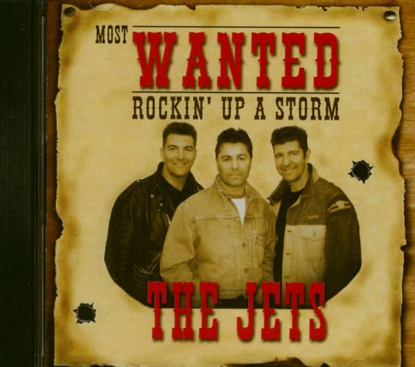 Most Wanted - Rockin' Up A Storm
