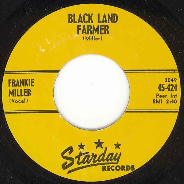 Black Land Farmer - True Blue