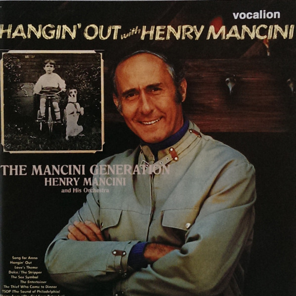 The Mancini Generation - Hangin' Out With Henry Mancini