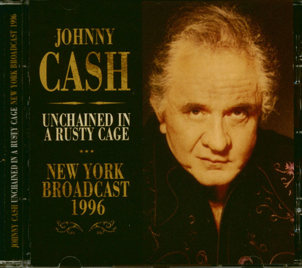 Unchained In A Rusty Cage (CD)