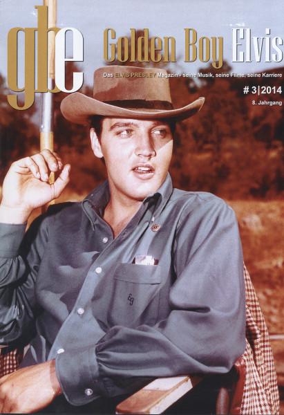 Golden Boy Elvis - Fachmagazin 3-2014