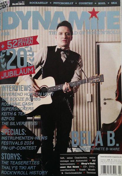 Nr.88 (2014-2) - Magazin & CD