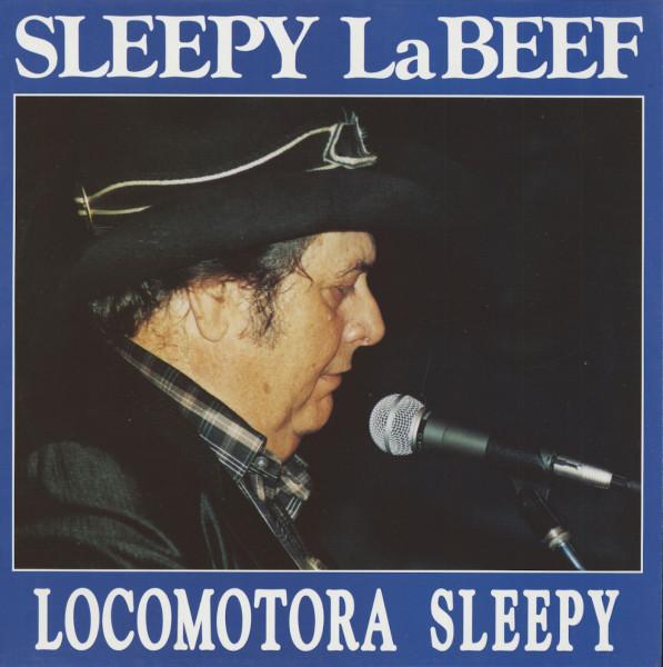 Locomotora Sleepy (LP)