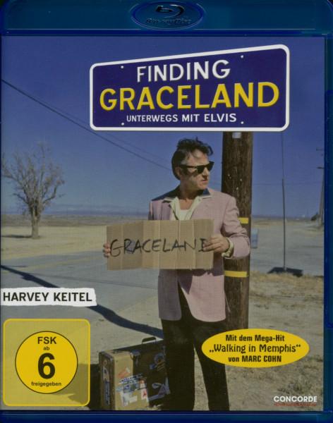 Finding Graceland - Unterwegs Mit Elvis (Blu-ray)