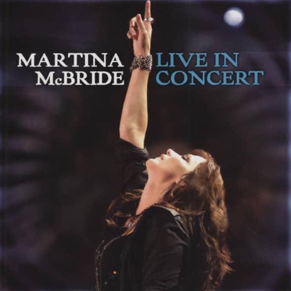Live In Concert (CD&DVD Set)