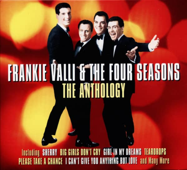 Frankie Valli & Four Seasons - The Anthology (2-CD)