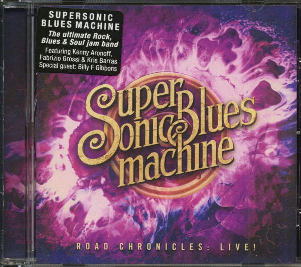 Road Chronicles - Live! (CD)