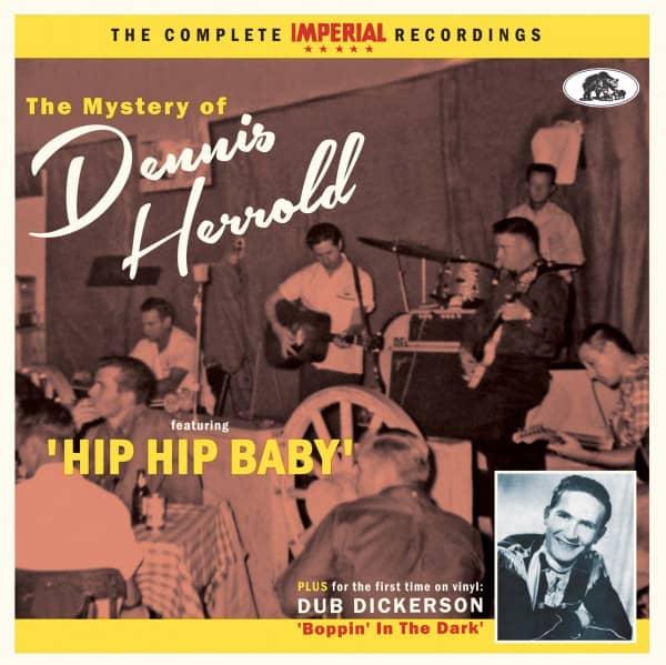 The Mystery Of Dennis Herrold (LP, 10inch & CD, Ltd.)