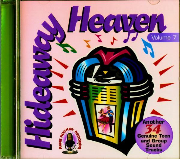 Hideway Heaven Vol.7