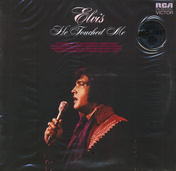 He Touched Me (LP, 180g Vinyl, Ltd. Deluxe Edition)
