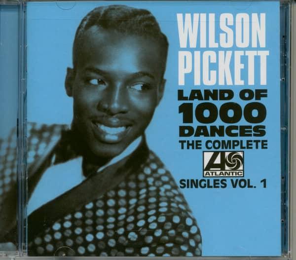 Land Of 1000 Dances (CD)