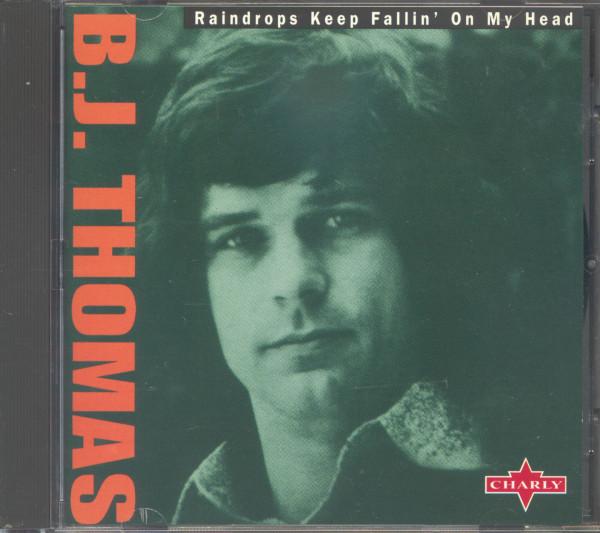 Raindrops Keep Fallin' On My Head (CD)