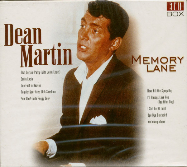 Memory Lane (3-CD)