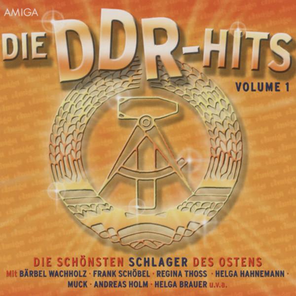 Die DDR Hits, Vol.1 - Schlager