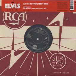 Vol.05, The King - Teddy Bear 10' Vinyl