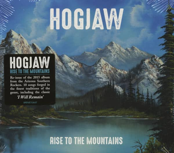 Rise To The Mountains (CD)