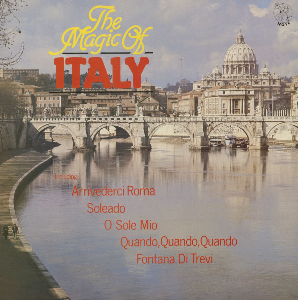 The Magic Of Italy (LP)