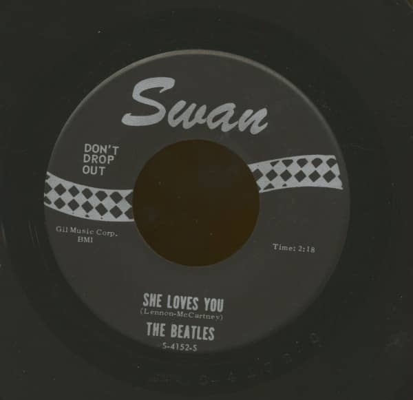 She Loves You - I'll Get You (7inch, 45rpm)