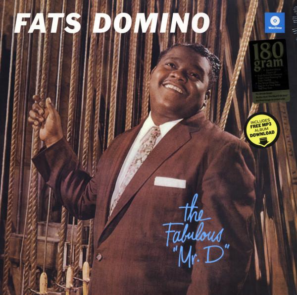 The Fabulous Mr. D (1958)...plus Limited Edition (180g Vinyl)
