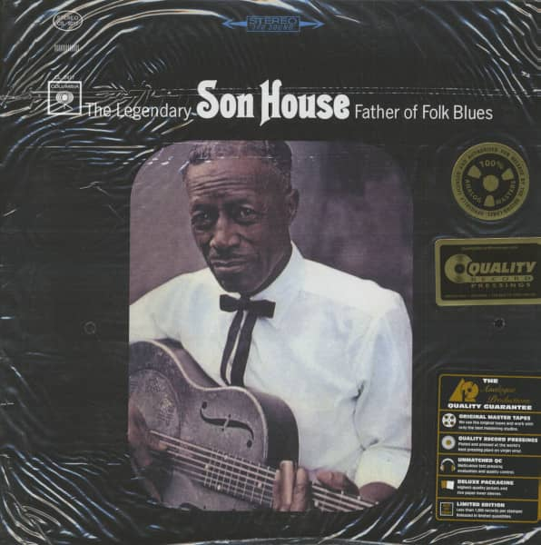Father Of The Delta Blues (2-LP, 200g Vinyl, Ltd.)