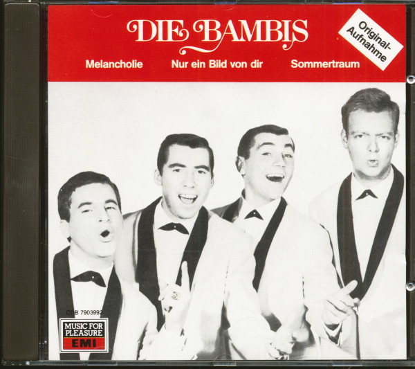 Die Bambis (CD)