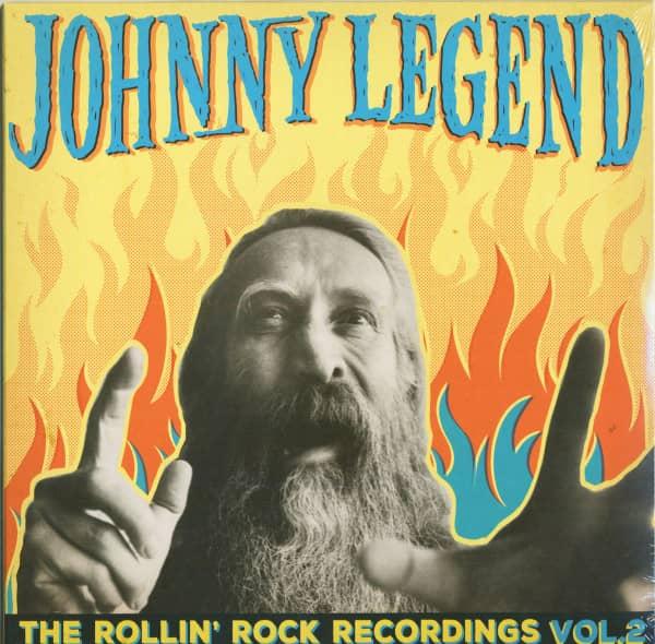 The Rollin' Rock Recordings, Vol.2