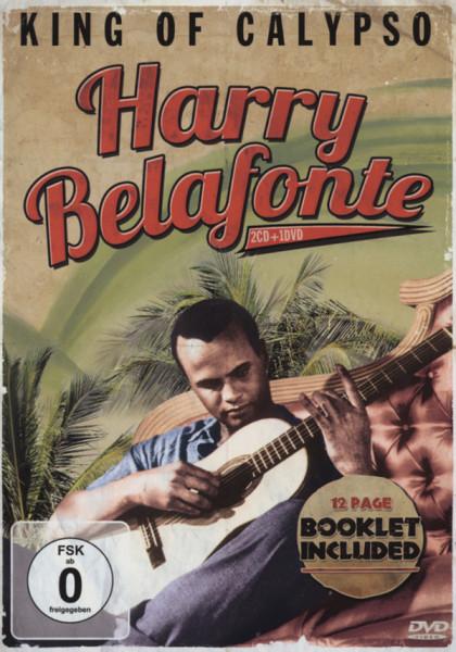 King Of Calypso (2-CD - 1-DVD)