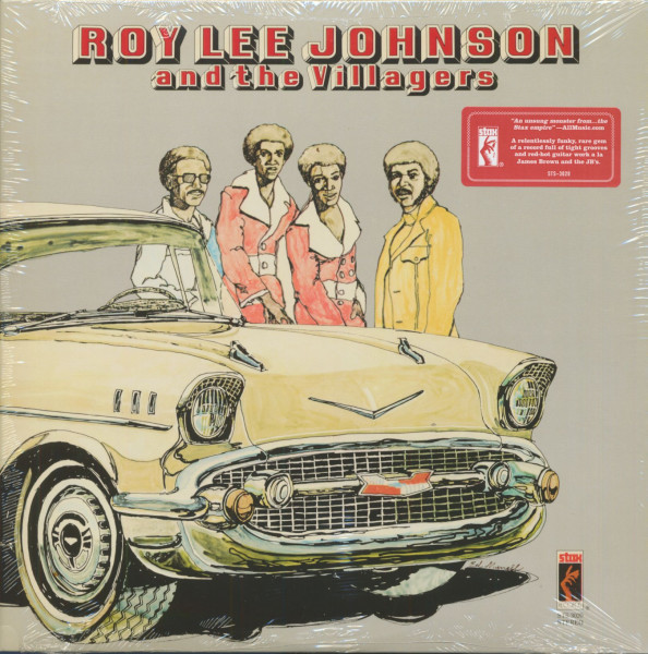 Roy Lee Johnson And The Villagers (LP)