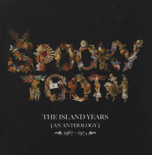 The Island Years - An Anthology - 1967-1974