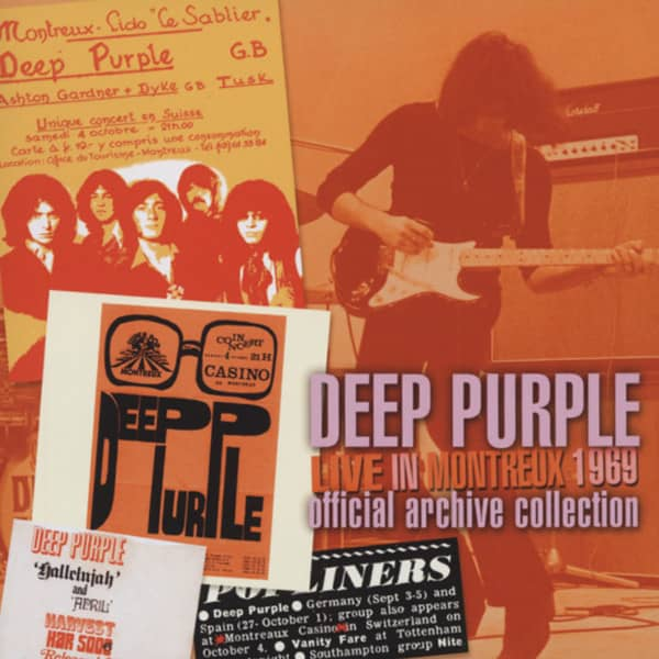 Live In Montreux 1969 (2-CD) Archive Collecti