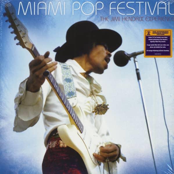 Miami Pop Festival (2-LP)
