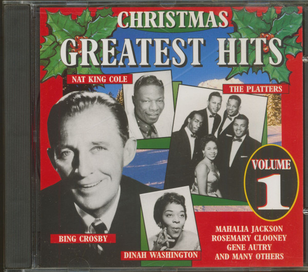 Christmas Greatest Hits Vol.1 (CD)