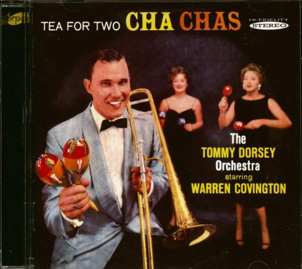 Tea For Two Cha Chas (CD)