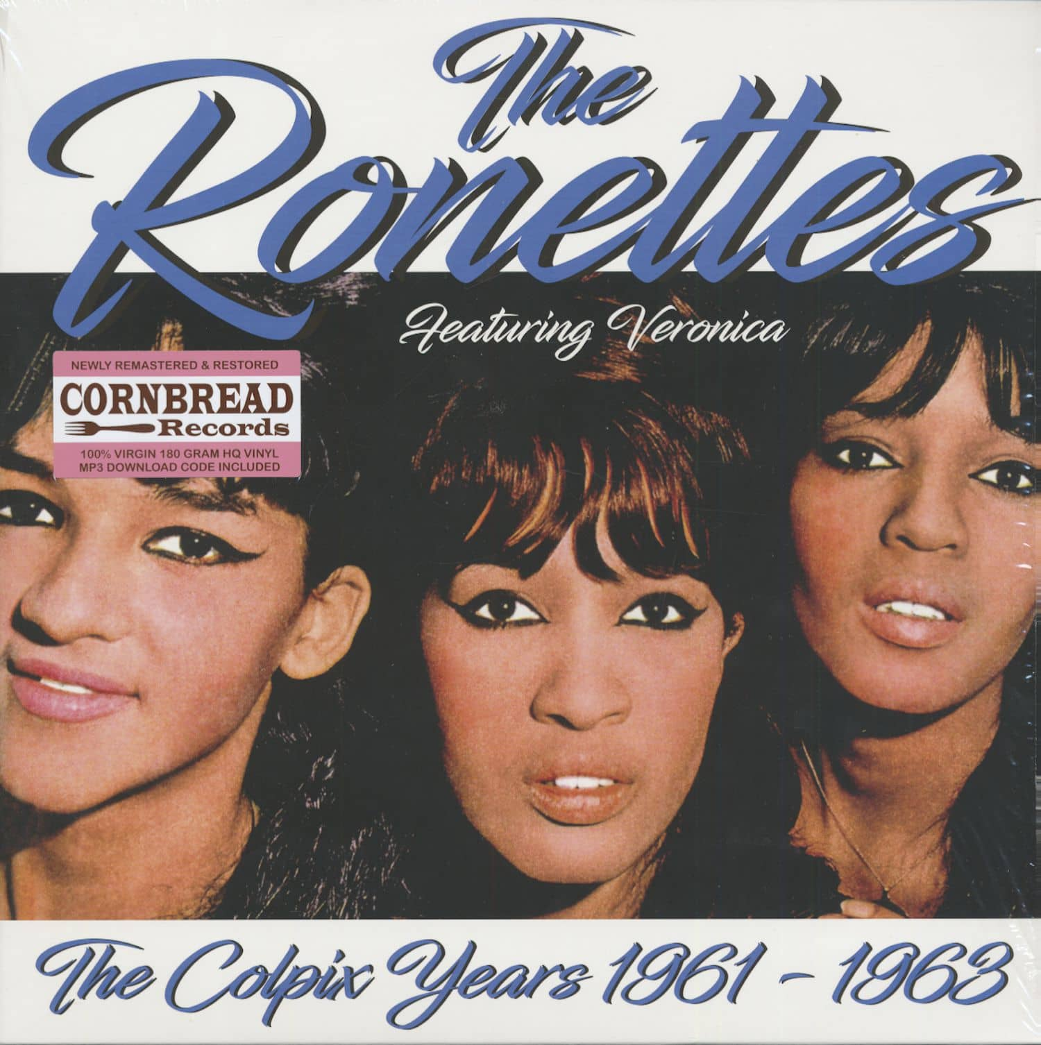The Ronettes Lp The Colpix Years 1961 1963 Lp 180g