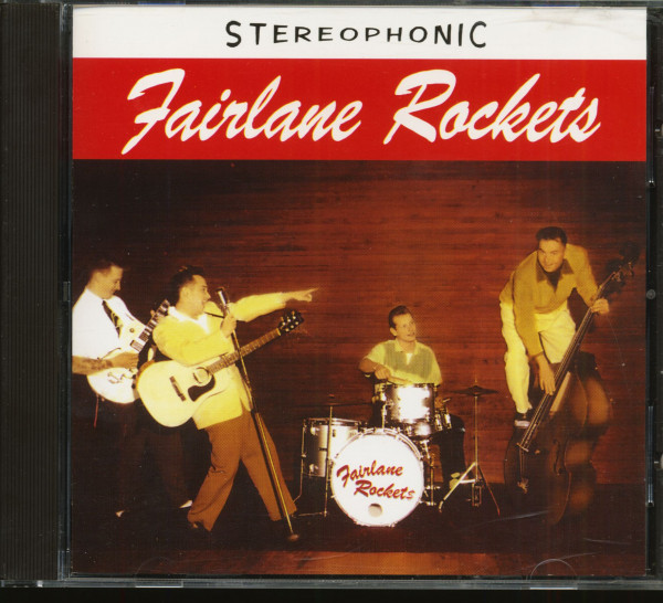 Fairlane Rockets (CD)